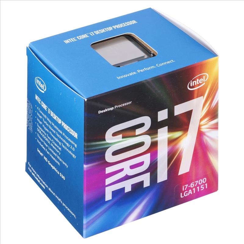 Intel Core i7-6700, 3.4 GHz, BOX - kup Intel Core i7-6700 ...
