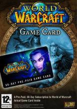 World of Warcraft - karta pre-paid 60 dni (wersja pudełkowa)