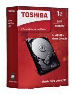 """Dysk HDD Toshiba L200 2,5"""" 1000GB SATA II 8MB 5400obr/min HDWJ110EZSTA"""