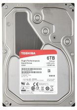 "Dysk HDD TOSHIBA X300 3,5"" 6000GB SATA III 128MB 7200obr/min HDWE160EZSTA"