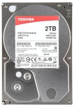 "Dysk HDD TOSHIBA P300 3,5"" 2000GB SATA III 64MB 7200obr/min HDWD120EZSTA"