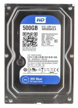 """Dysk HDD Western Digital BLUE 3,5"""" 500GB SATA III 32MB 7200obr/min WD5000AZLX"""