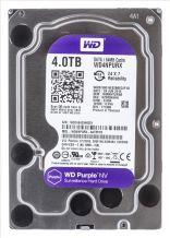 Dysk HDD Western Digital WD PURPLE 4000GB SATA III 64MB
