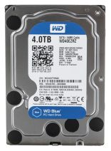 """Dysk HDD Western Digital BLUE 3,5"""" 4TB SATA III 64MB 5400obr/min"""