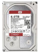 """Dysk HDD Western Digital RED PRO NAS 3,5"""" 6TB SATA III 128MB 7200obr/min WD6002FFWX"""