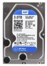 """Dysk HDD Western Digital BLUE 3,5"""" 3TB SATA III 64MB 5400obr/min WD30EZRZ"""