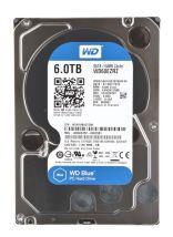 """Dysk HDD Western Digital BLUE 3,5"""" 6000GB SATA III 64MB 5400obr/min WD60EZRZ"""