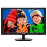 """Monitor Philips 223V5LSB2/10 (LED 21,5"""" FHD TFT czarny)"""