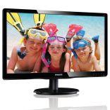 "Monitor Philips 226V4LAB/00 (WLED 21,5"" FHD TFT czarny)"