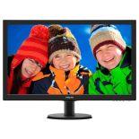 "Monitor Philips 273V5LHAB/00 (LED 27"" FHD TFT czarny)"