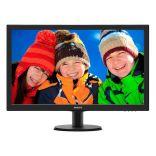 "Monitor Philips 273V5LHSB/00 (WLED 27"" FHD TFT czarny)"