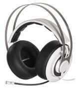 Słuchawki nauszne z mikrofonem Steelseries Siberia 650 (biały)