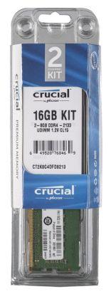 Crucial DDR4 UDIMM 16GB 2133MHz (2x8GB) CT2K8G4DFD8213