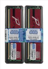 Goodram PLAY RED DDR3 DIMM 8GB 1600MHz (2x4GB)