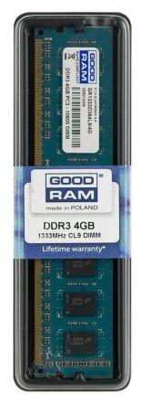GOODRAM DDR3 4096MB PC1333 CL9