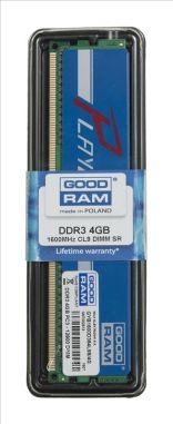 Goodram PLAY BLUE DDR3 DIMM 4GB 1600MHz (1x4GB)