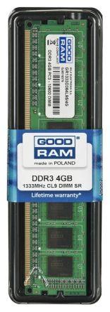 DDR3 4GB PC3-10600 CL9 GOODRAM 512x8