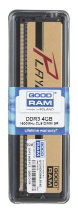 Goodram PLAY DDR3 DIMM 4GB 1600MHz (1x4GB)