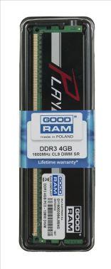 Goodram PLAY BLACK DDR3 DIMM 4GB 1600MHz (1x4GB)