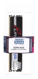 Goodram PLAY BLACK DDR4 DIMM 8GB 2133MHz (1x8GB) GY2133D464L15/8G
