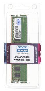 Goodram 8GB DDR4 2133MHz ECC W-MEM21E4D88G (1x8GB)