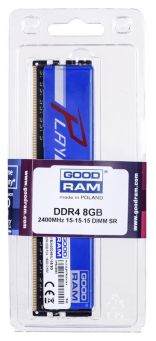 Goodram PLAY BLUE DDR4 DIMM 8GB 2400MHz (1x8GB)