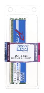 Goodram PLAY BLUE DDR4 DIMM 4GB 2400MHz (1x4GB)