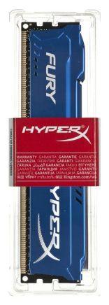 Kingston HyperX FURY BLUE DDR3 DIMM 8GB 1866MHz (1x8GB) HX318C10F/8