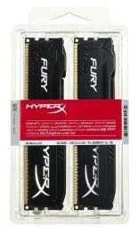 Kingston HyperX FURY Black DDR3 DIMM 16GB 1866MHz (2x8GB) HX318C10FBK2/16