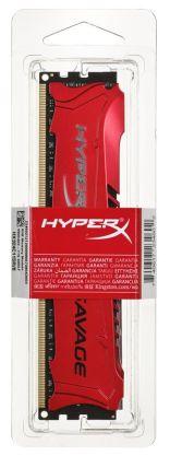 Kingston HyperX Savage Red DDR3 DIMM 8GB 2400MHz (1x8GB) HX324C11SR/8