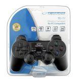 Gamepad Esperanza EG102 ( PC,PS3 CZARNY )
