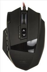 Tacens Mysz przewodowa laserowa MM4 16400dpi czarna