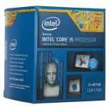 Procesor Intel Core i5 4670K 3400MHz 1150 Box