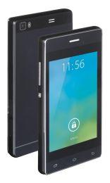 "Smartphone Manta TEL4091N 4"" czarny"