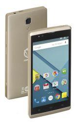 "Smartphone Manta MSP94501 EASY SELFIE PREMIUM 8GB 4,5"" złoty LTE"