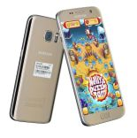 "Smartphone Samsung Galaxy S7 (G930F) 32GB 5,1"" złoty LTE"