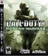 Gra PS3 Call of Duty 4 Modern Warfare