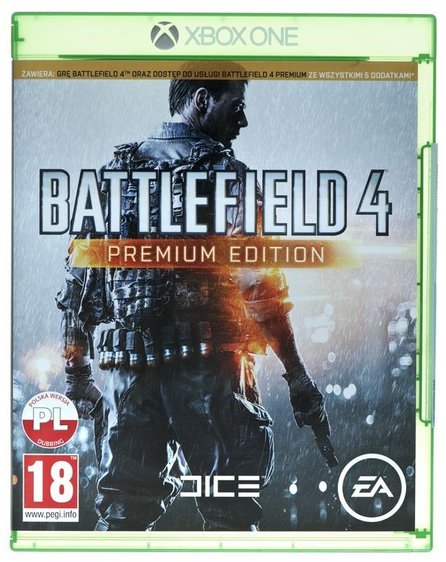 Battlefield 4 - Premium Edition - kup Battlefield 4 ...