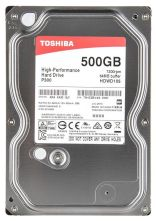 "Dysk HDD Toshiba P300 3,5"" 500GB SATA III 64MB 7200obr/min HDWD105UZSVA"