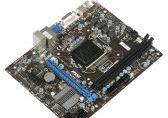 Msi H61M-P31 (G3) Intel H61 Lga 1155 (PCX/VGA/DZW/GLAN/SATA/DDR3) mATX Bulk - Obrazek 2